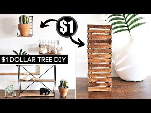 Photo of *NEW* DIY Home Decor Ideas!   Dollar Tree DIY's (Home Decor Ideas for 2021)