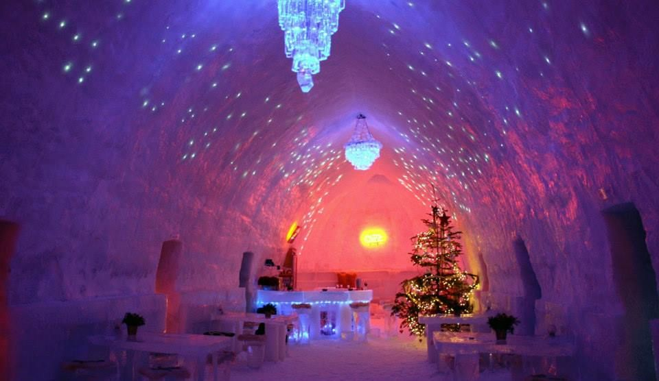 The Ice Hotel Experience Untravelled Paths Ice Hotel