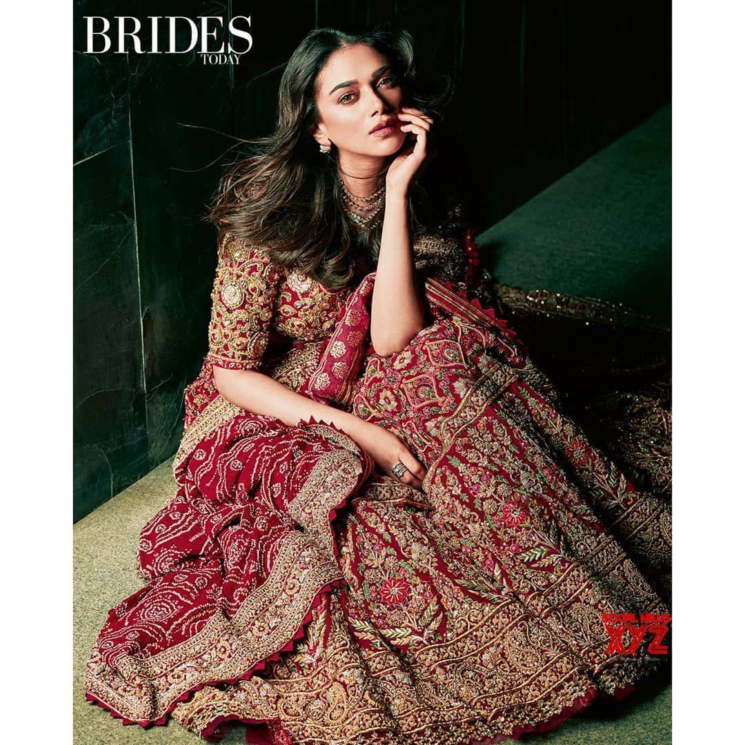 Actress Aditi Rao Hydari Stills From Brides Today