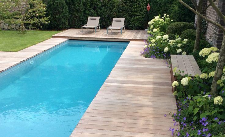 Salzwasser Pool Salzelektrolyse Anlage Garten Und Pool Planung Ausfuhrung Kathrin Pinigin Pool Life Saltwater Pool Garden Pool