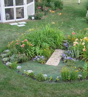 Good Charming Idea    Plant A Sundial Garden, And Youu0027ll Always Know What Time  It Is! Good Ideas