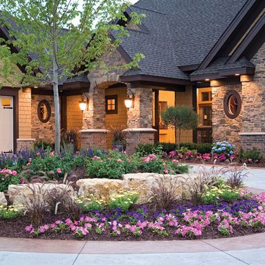 Schon Long Driveway Landscape Design Ideas, Pictures, Remodel And Decor