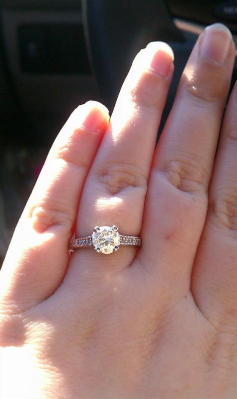 Nice Wedding Rings For Small Fingers With Is My Ring Too Hand