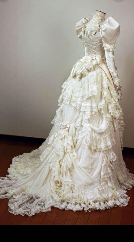 37 Ideas For Vintage Wedding Dress 1800 Beautiful ...