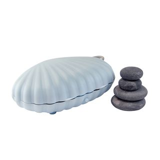 Massage Hot Stone Set (With images) | Hot stones, House ...