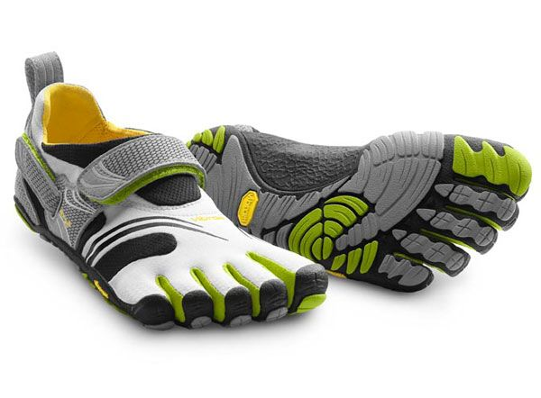 Run a 10K in my Vibram FiveFingers