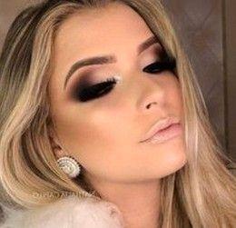 51 Diseño de maquillaje hermoso y llamativo para celebridades: idea de maquillaje 25 … – Maquillaje