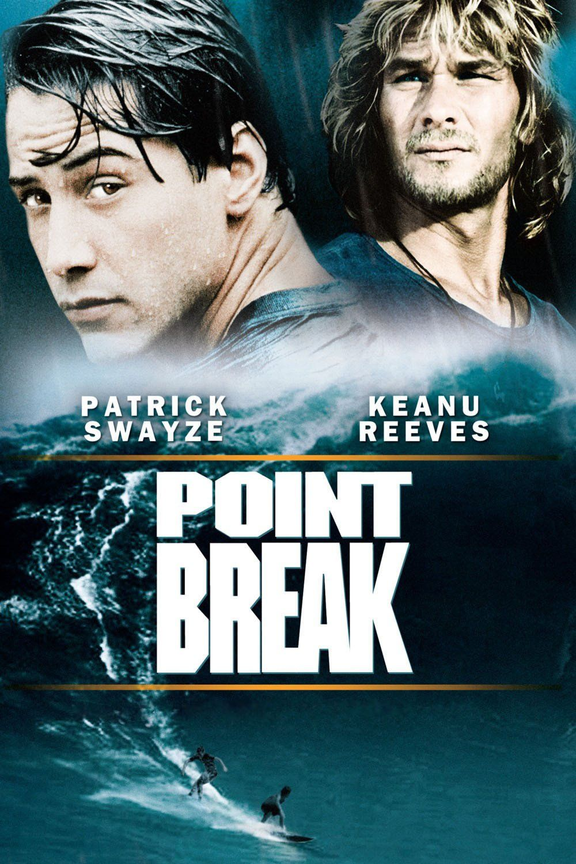 Point Break Cacadores De Emocao Filmes Cacadores De Emocao 1991