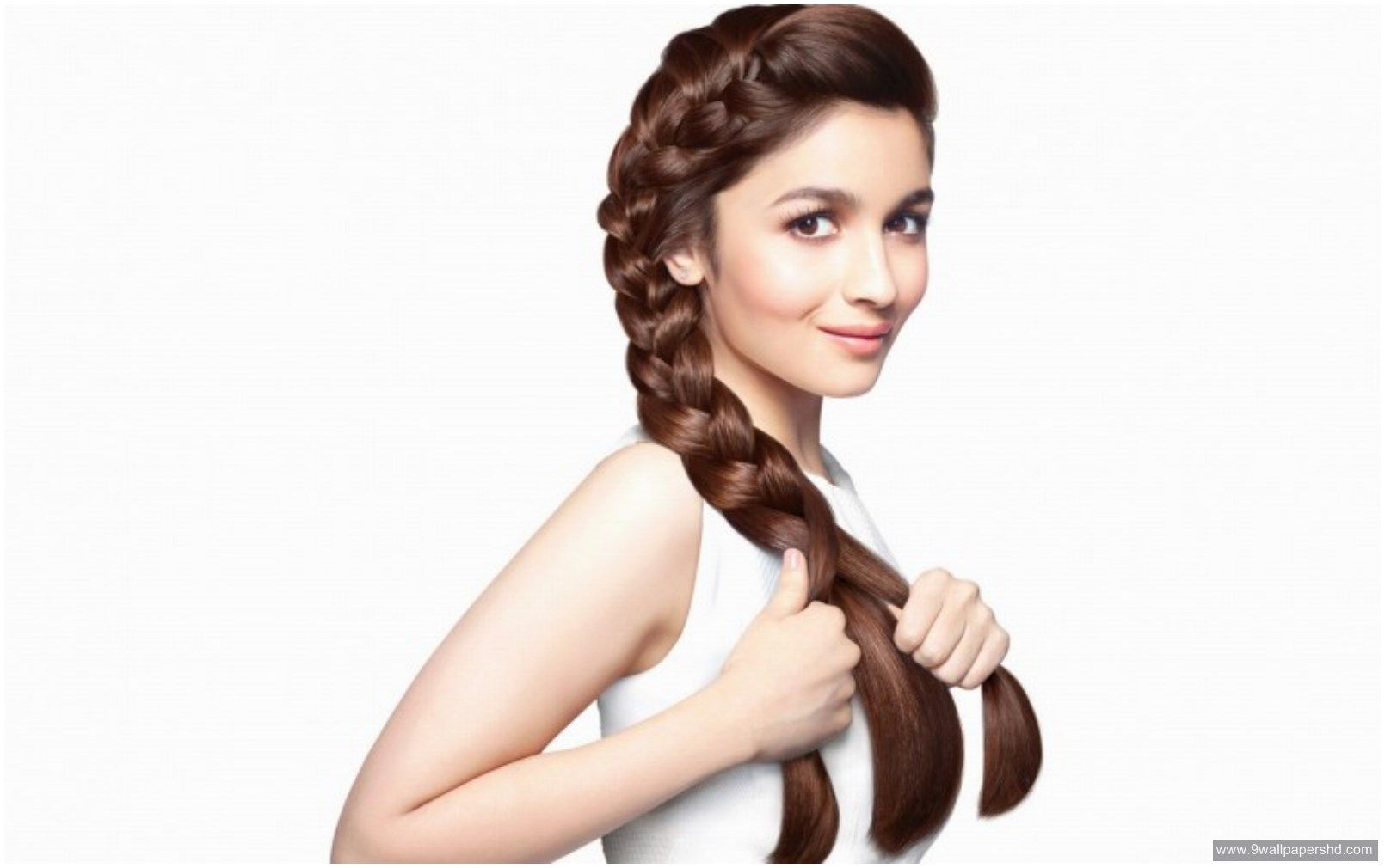 alia bhatt smart hairstyle hd wallpaper   wallpapers   smart