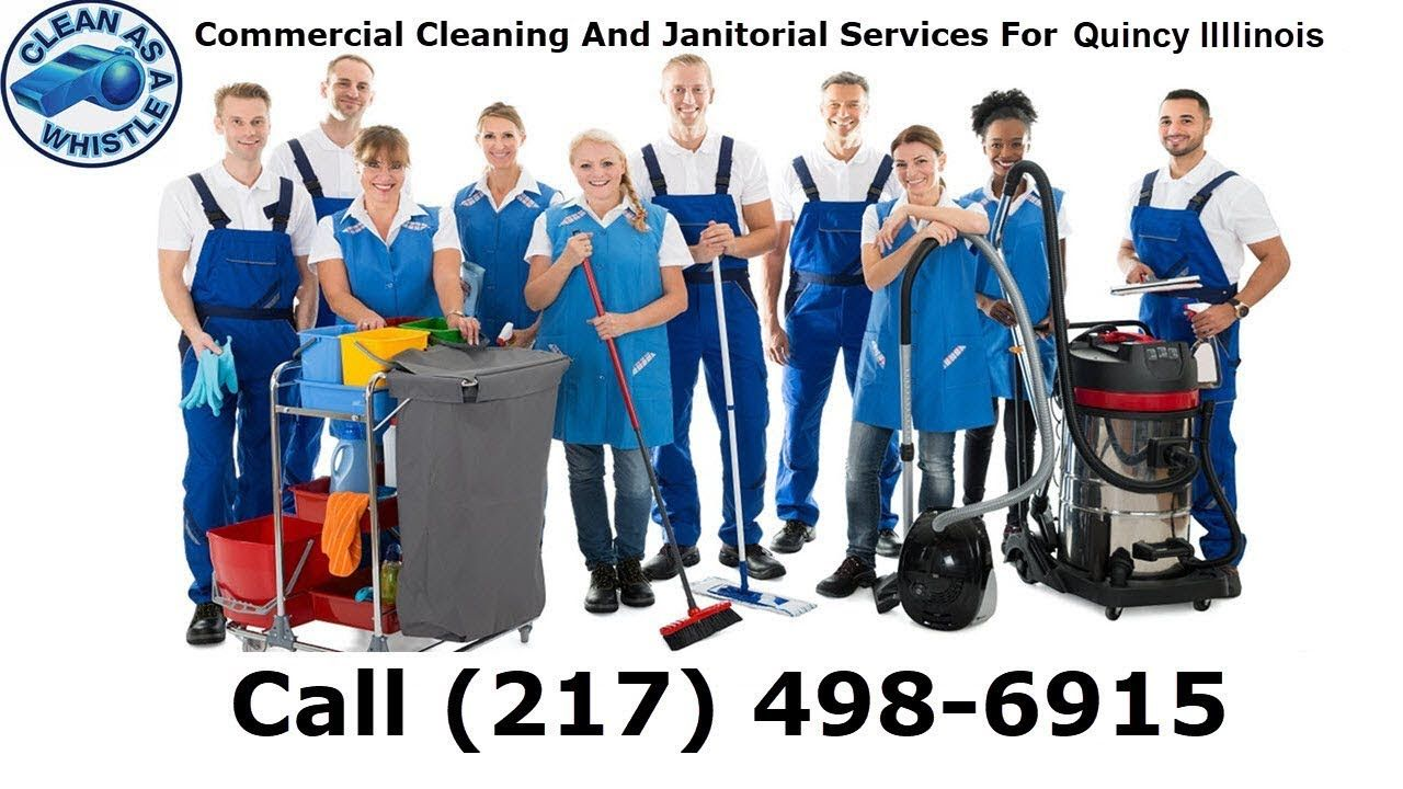 Commercial Janitorial And Cleaning Services For Quincy