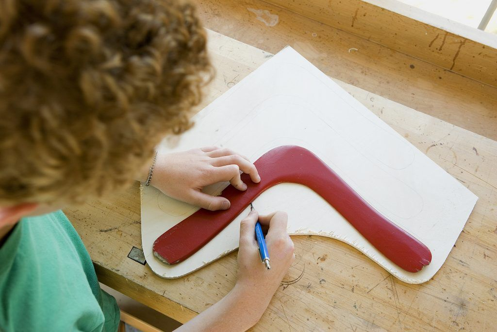 BUILD A BOOMERANG: Download Free Plans & Instructions ...
