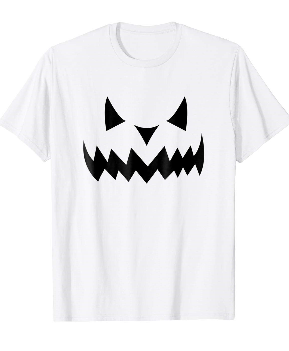 Scary Halloween Costume Ghost Face TShirt apparel