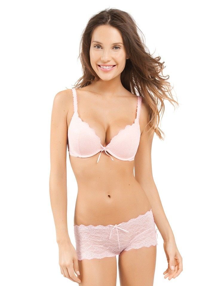fbe3de731e4f2 light pink bra set   adore me