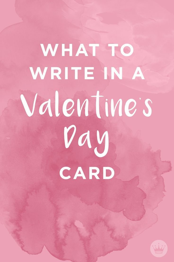 valentine messages: what to write in a valentine's day card, Ideas