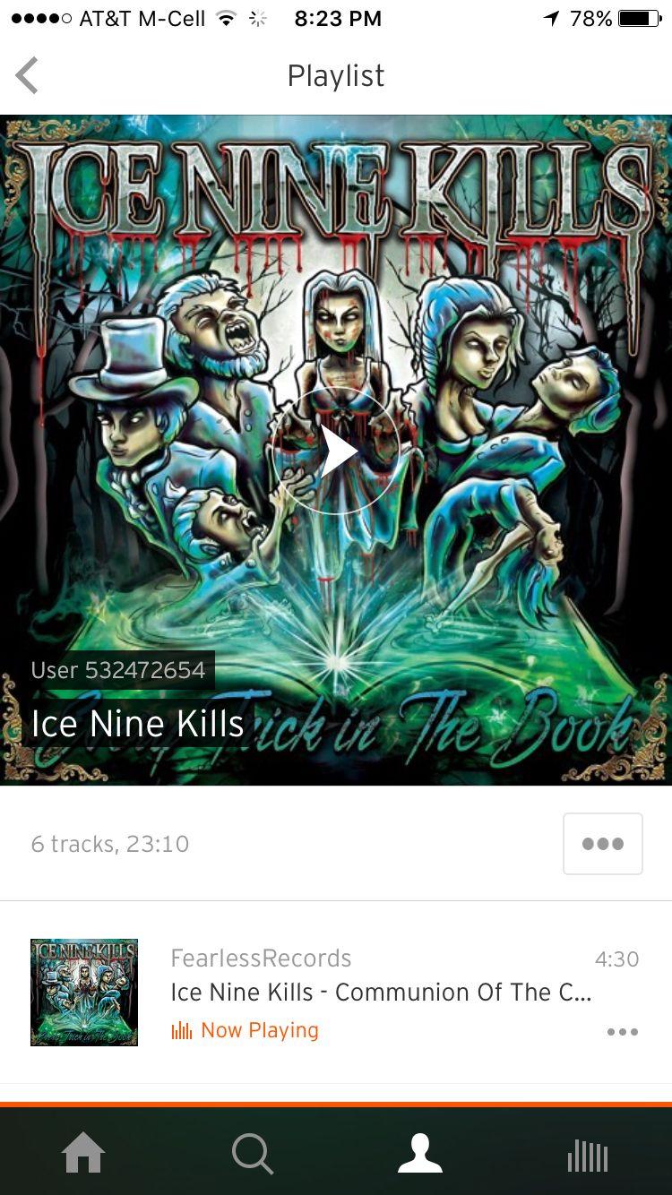 Ice Nine Kills Every Trick In The Book Album