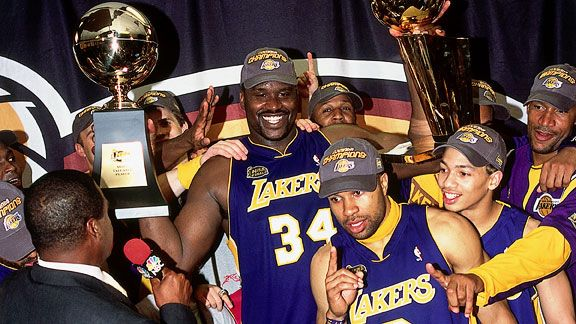 Ranking The Top 50 Greatest Nba Playoff Runs Nba Finals History 2001 Nba Finals Lakers Vs