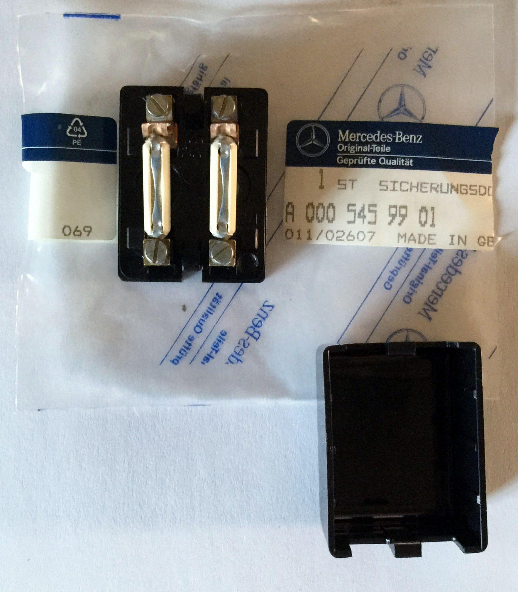 new original mercedes benz auxiliary fuse box cover r107 w126 w201 w108 w109 [ 1766 x 2016 Pixel ]
