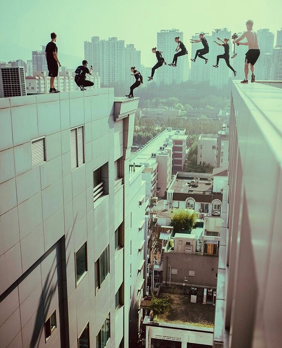 Roof Jumping Reference S T O R R O R Storror On Instagram Roofcultureasia European Premiere London Sat 17 June Link I Parkour Photo Cool Pictures