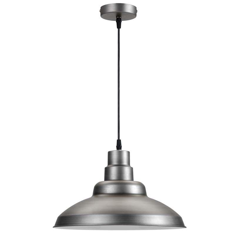 Suspension de plafond style rétro industriel Almio - Luminaire de ...