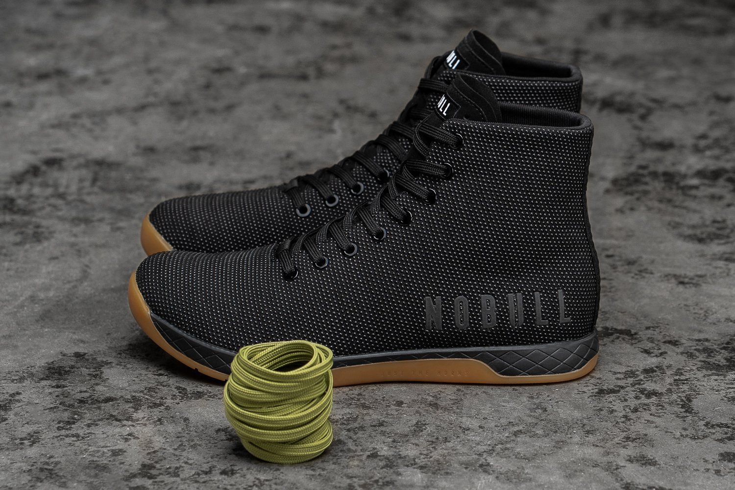 high top trainer shoes