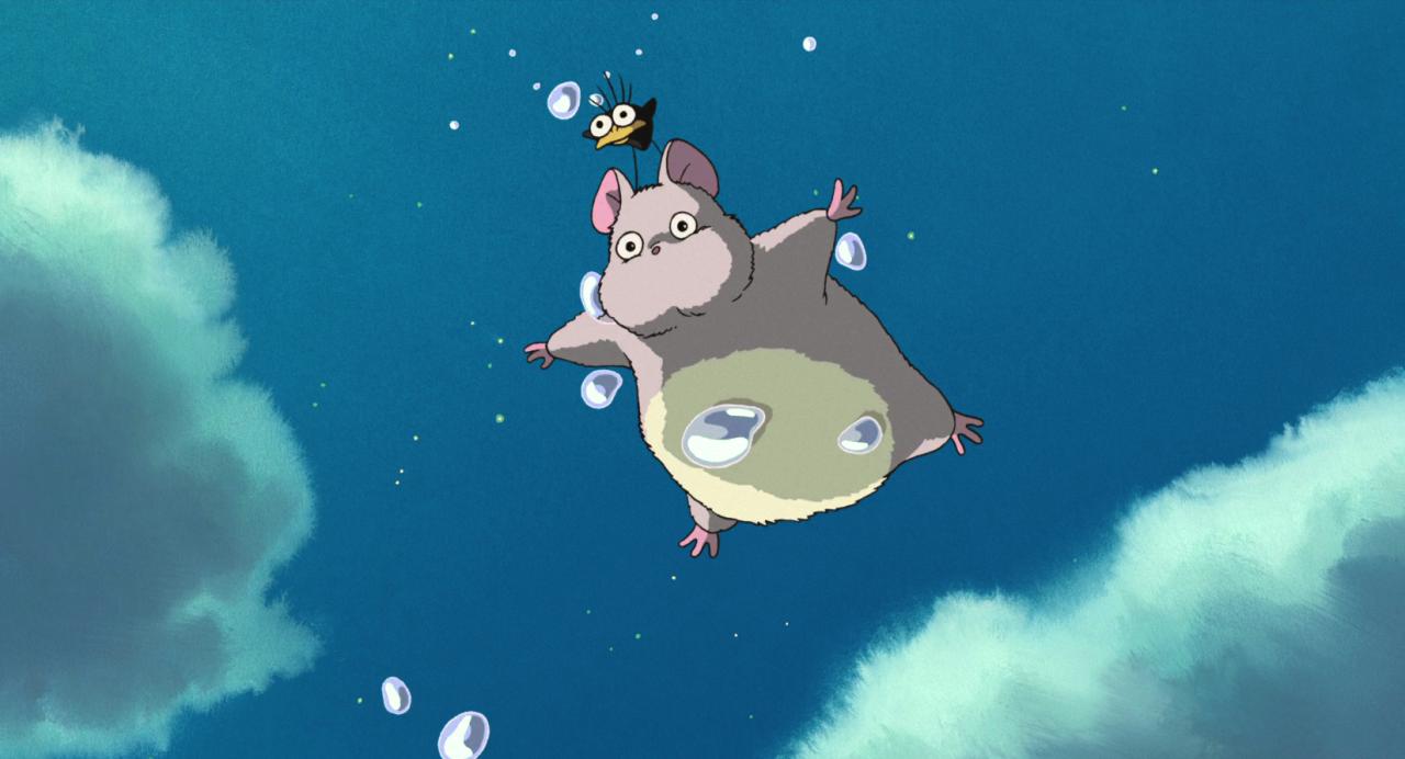 Studio Ghibli — Characters Of Spirited Away千と千尋の神隠し (2001)