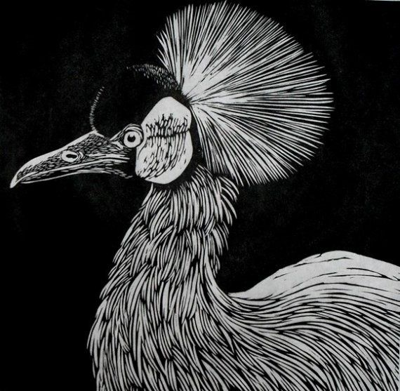 easy scratchboard art - Google Search | Scratchboard ...