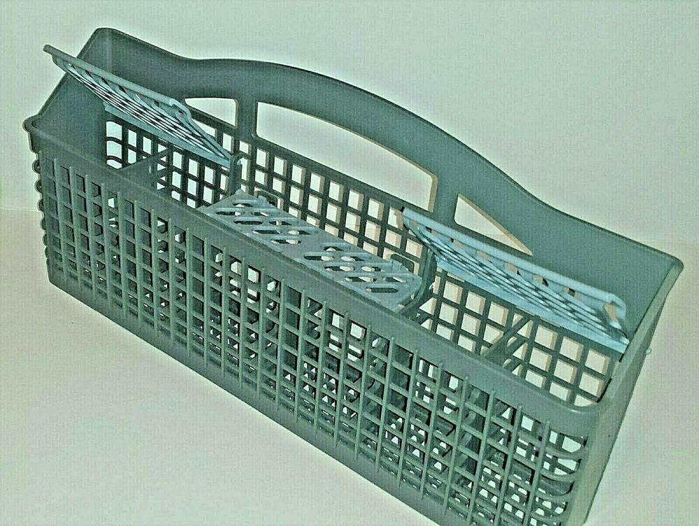 Maytag Dishwasher Gray Silverware Utensil Cutlery Basket Caddy 6