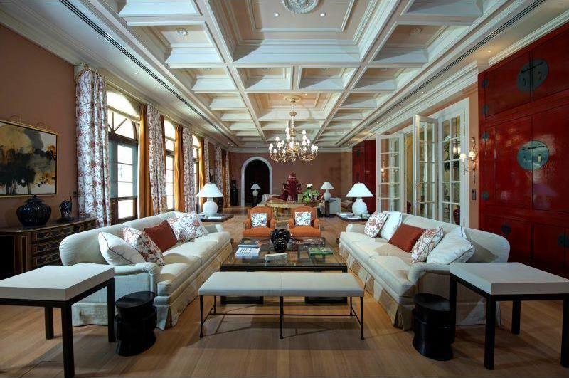 Emirates Hills, a Lavish Estate in Dubai ❤ Beautiful Homes  Log
