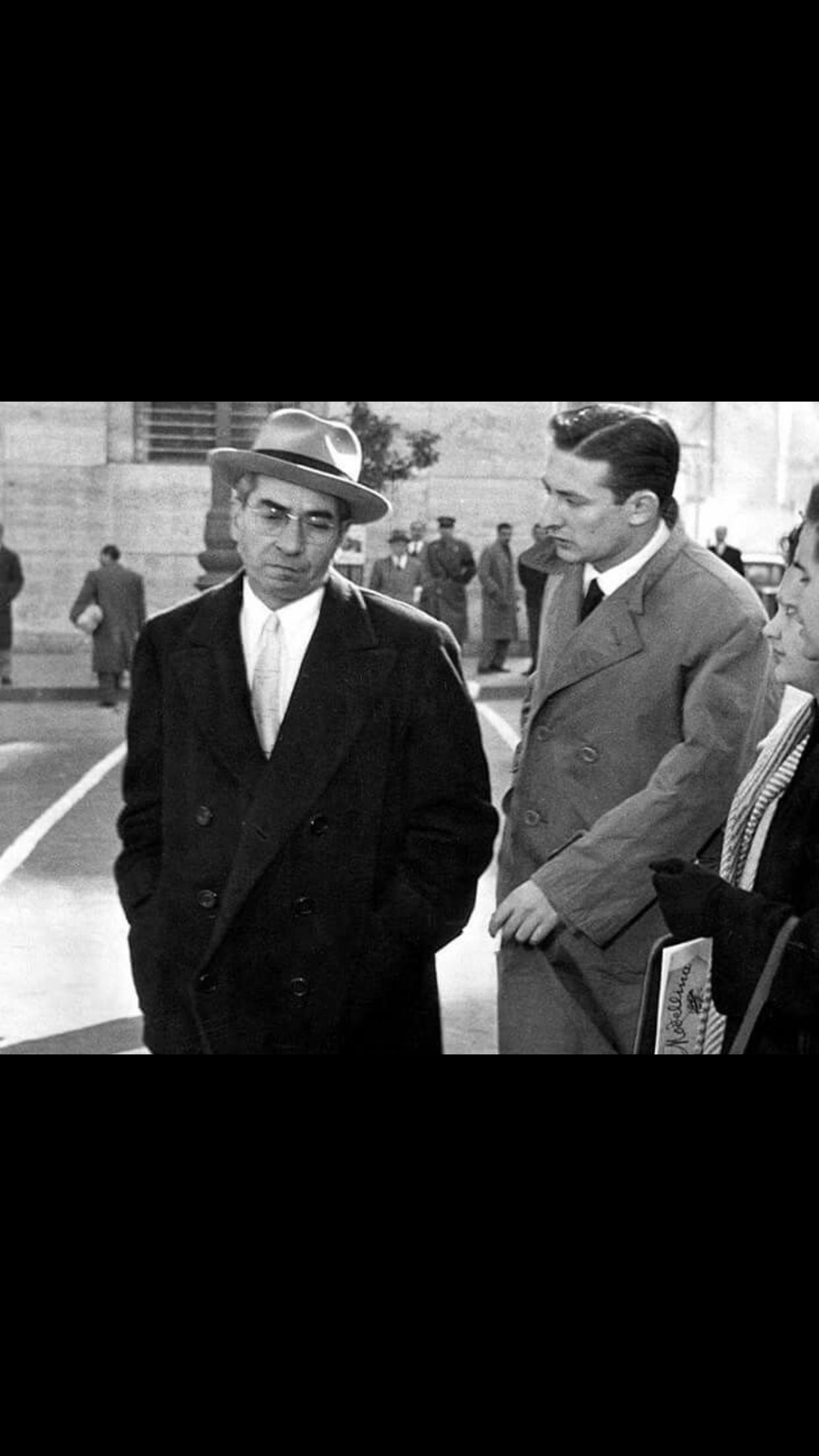 Lucky Luciano Mafia Gangster Mafia Al Capone