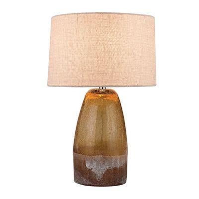 "Radionic Hi Tech Orly 25"" Table Lamp Bulb:"