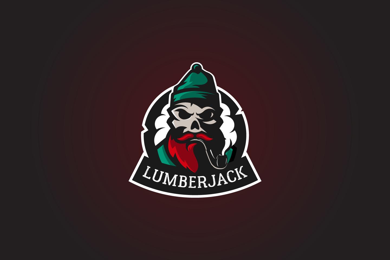 Logo Design For Vape Shop Skull With Smoke