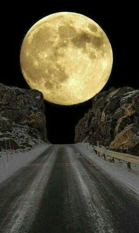 Road to the Loon mobile phone wallpaper 480x800 #landscapepics