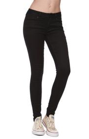 Starry Black Mid Rise Skinniest Jeans  b6e226a712