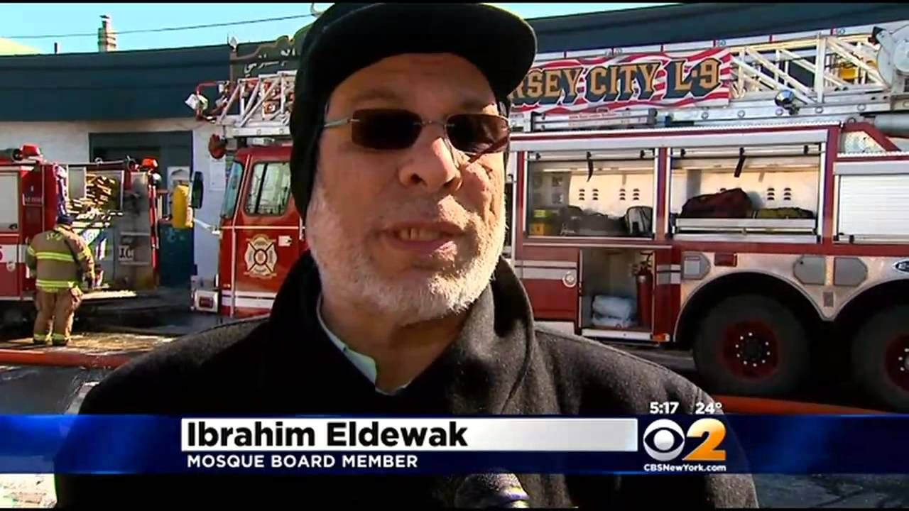 Fire Rips Through Jersey City Mosque Jersey City Jersey Rips