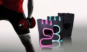 Fitness Training Gloves in a Variety of Colours for €6.99 (61% Off)