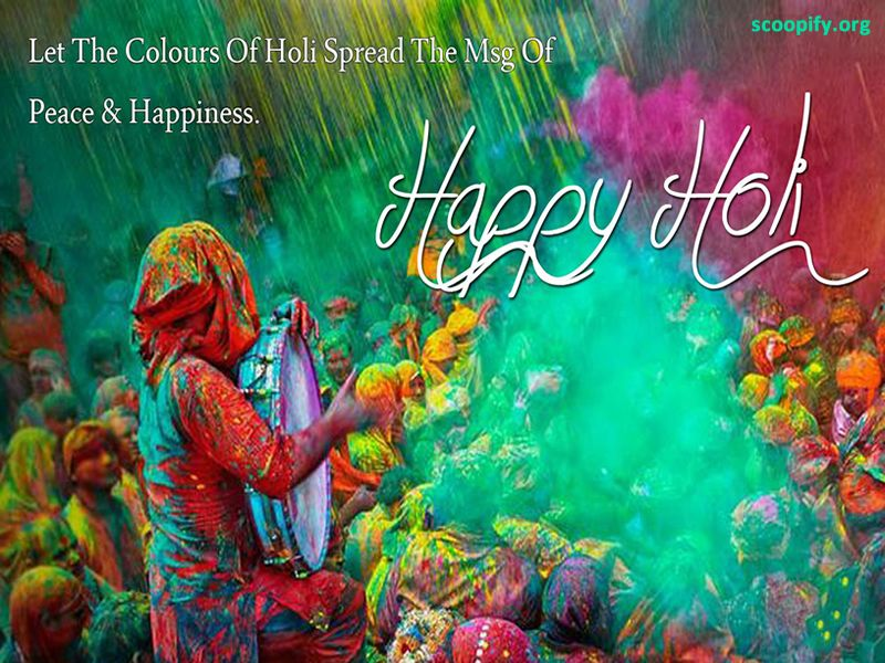 Lovely Best Happy Holi Wishes To Share