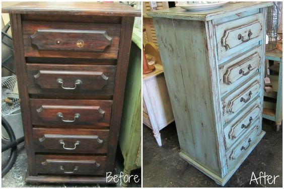 relooker un vieux meuble style shabby chic vid o 20. Black Bedroom Furniture Sets. Home Design Ideas