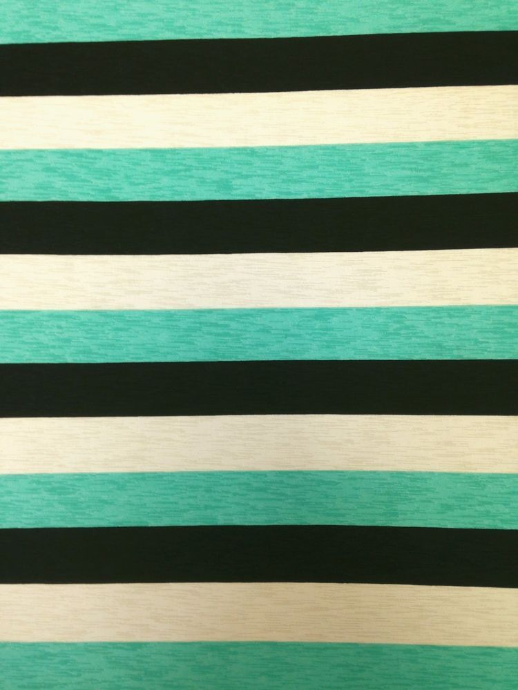 Multi-colored Horizontal Pattern Sequins On Polyester Spandex 2 Way Stretch