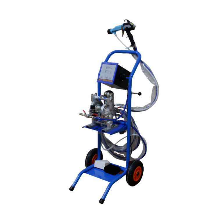 Electrostatic Liquid Paint Sprayer Efficiently And