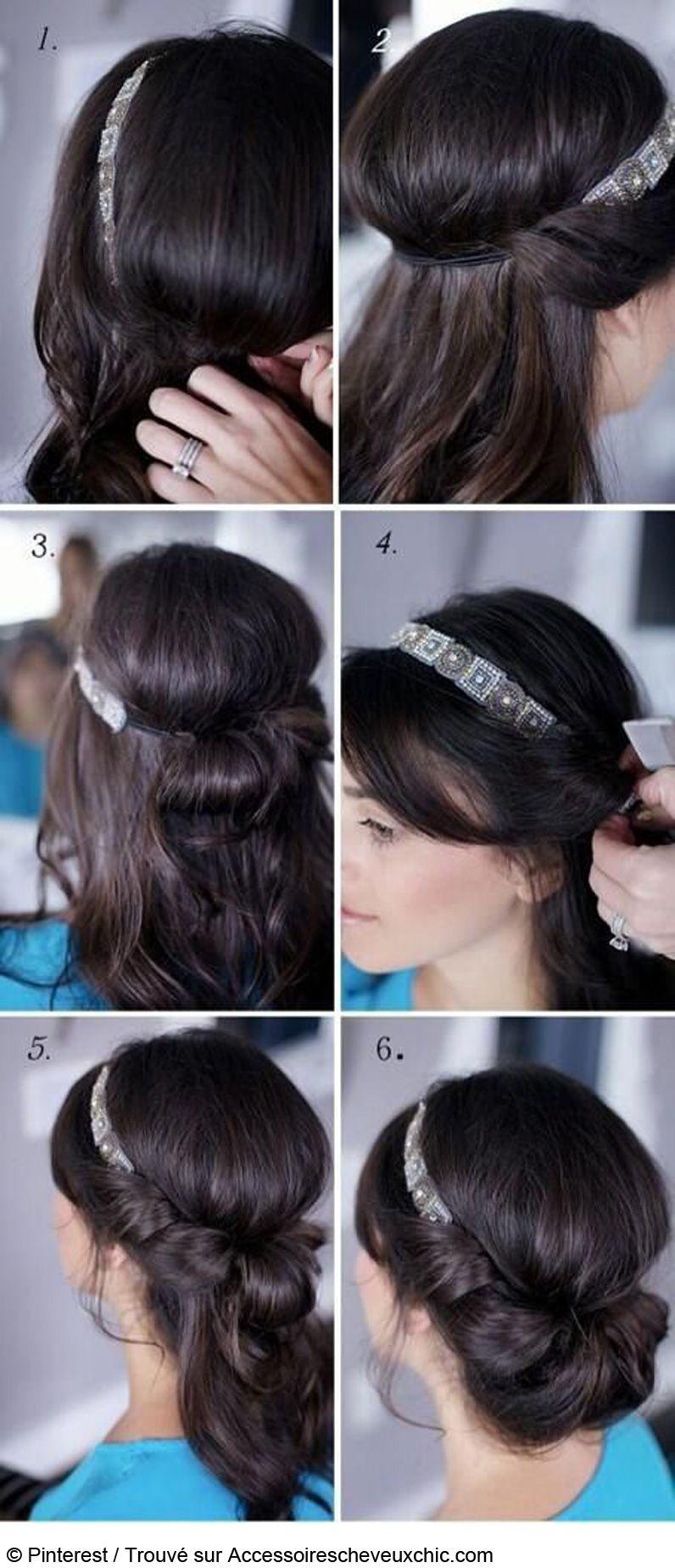 Exceptionnel Coiffure express : des idées de coiffures express au quotidien  LW46