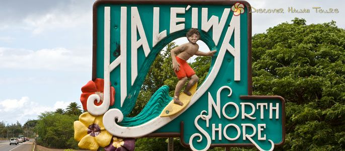 Haleiwa Town - North Shore Oahu