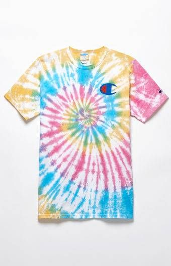 bf8af137 PacSun Exclusive! Cop this sick Champion x PacSun tee before your buds do!  The