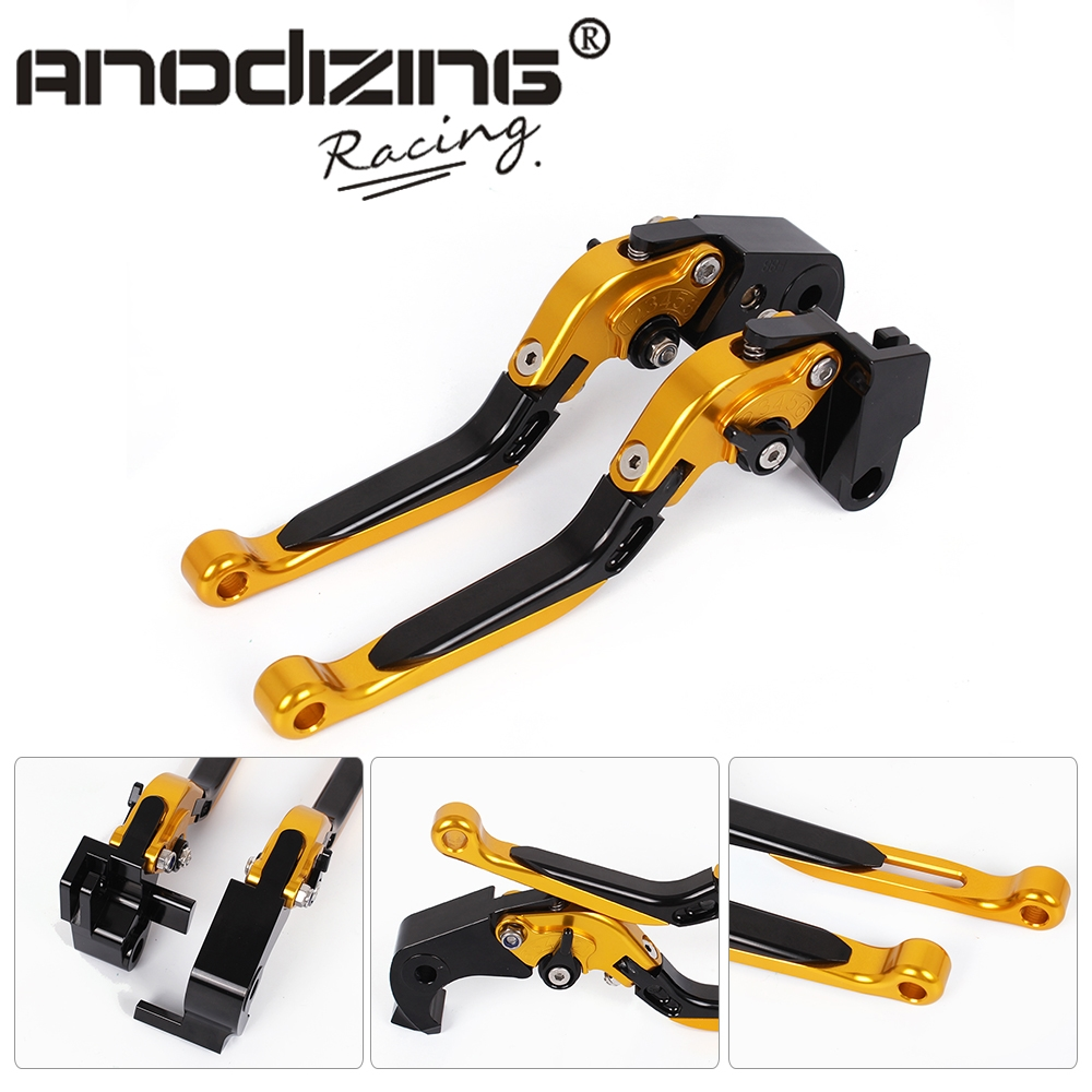 28.00$  Watch now - http://alixrq.shopchina.info/1/go.php?t=32809756429 - F-88 K-750 Adjustable CNC 3D Extendable Folding Brake Clutch Levers For Kawasaki Z1000SX/NINJA 1000/Tourer 2017 Z1000/R 2017 28.00$ #buychinaproducts