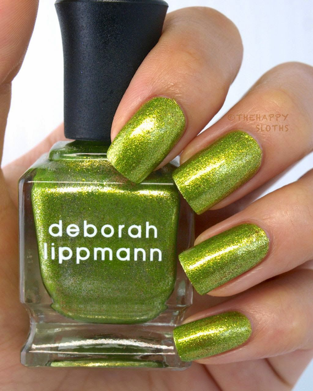 Deborah Lippmann Holiday 2014 Collection Weird Science Review and ...