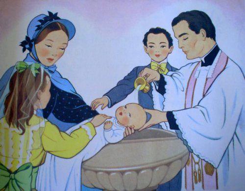 Miki - Battesimo