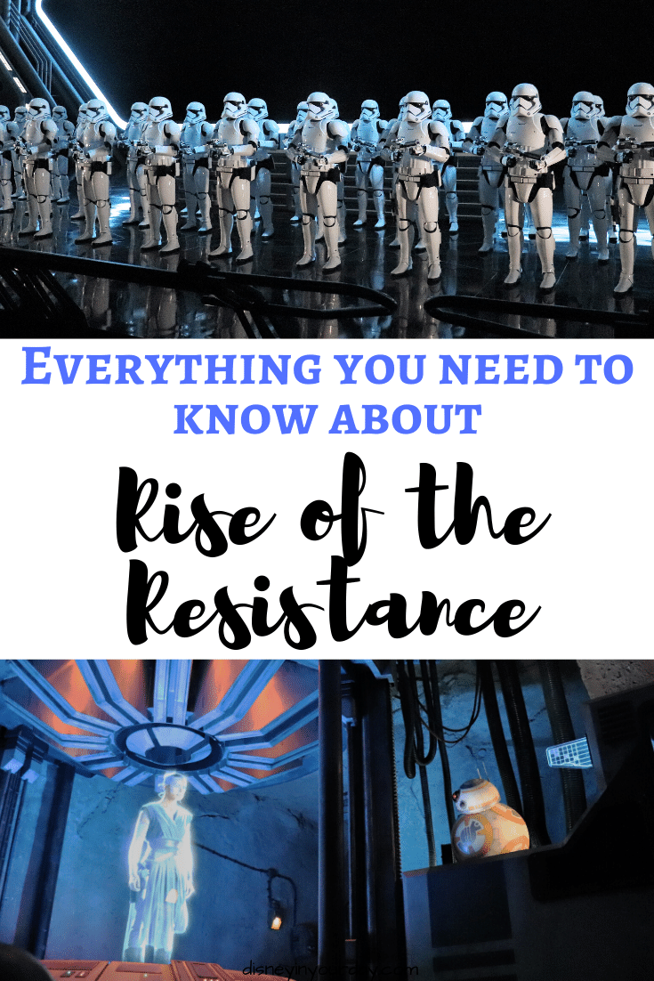 How To Get In Queue For Rise Of The Resistance