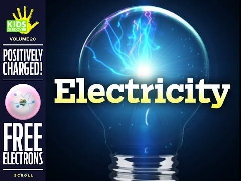 APP Electricity for iPad by KIDS DISCOVER is an app for