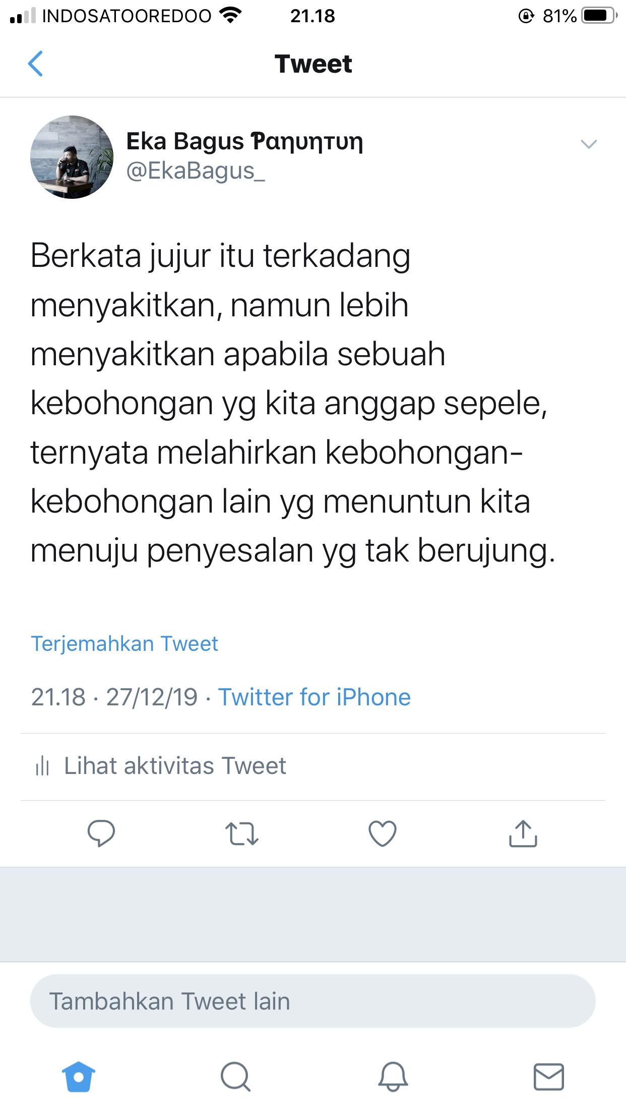 Pin oleh I Gusti Ayu Astuti Suryaningru di quotes di 2020