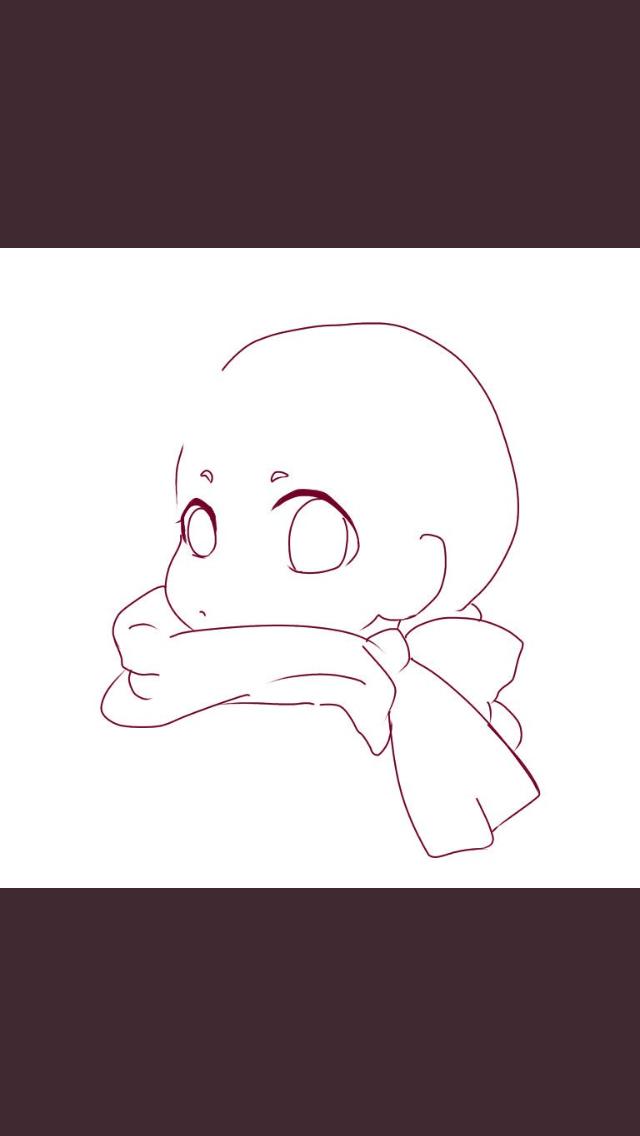 Girl Anime Base Kid Anime Poses Reference Drawing Base Chibi Drawings