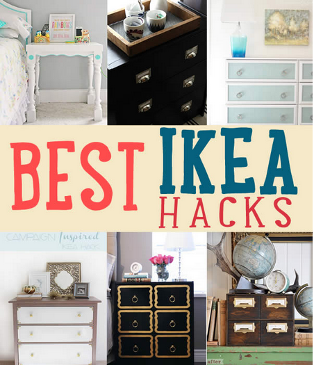Ikea furniture hacks ikea hack repurpose and diy furniture Repurpose ikea furniture